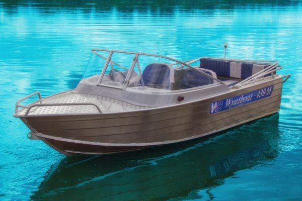Wyatboat 430TM Трансформер