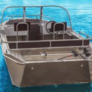 Катер Wyatboat-460DCM