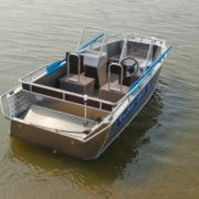 Катер Wyatboat-460DC