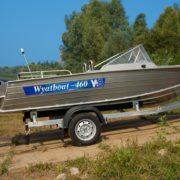 Катер Wyatboat-460