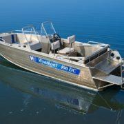 Катер Wyatboat-490DC