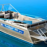 Катер Wyatboat-490 Pro