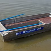 Моторная лодка Wyatboat-390