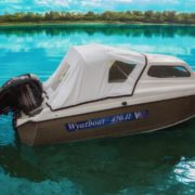 Wyatboat-470П