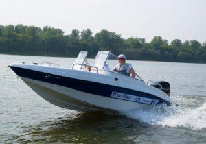 Катер Wyatboat-3DC