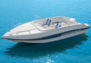 Wyatboat-3 с рундуками