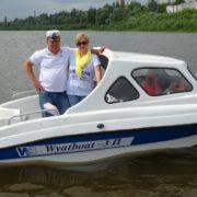 Катер Wyatboat-3П