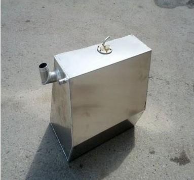 Алюминиевый бак 50-60 литров