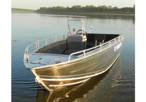 Wyatboat-490C