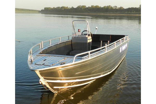 Wyatboat-490C