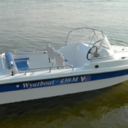 Wyatboat-430M