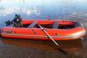 Лодка – Беринг 360